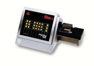 PTB111E manual tablet testing