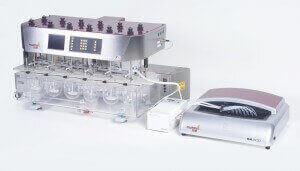 ADS1210 dissolution tester
