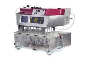 DTS-800 automated dissolutie systeem