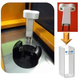 measurement cell zeta potential analyzer